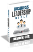 Business Leadership Bible